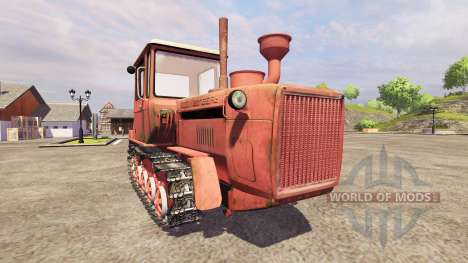 DT-175С v2.0 para Farming Simulator 2013