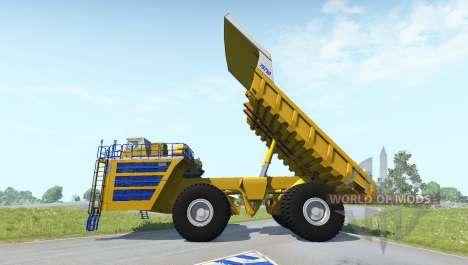 BelAZ-75710 para BeamNG Drive