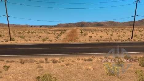 Mapa off-road para American Truck Simulator
