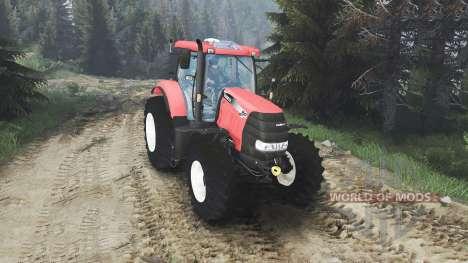 Case IH Puma CVX 160 [16.12.15] para Spin Tires