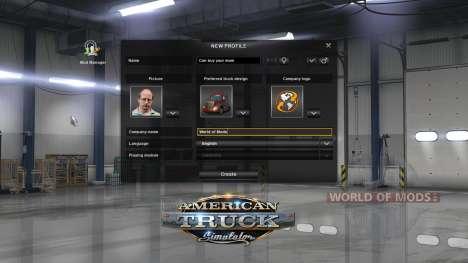 Trucos para el dinero para American Truck Simulator