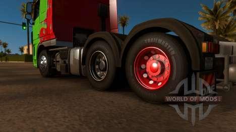 DAF XF para American Truck Simulator