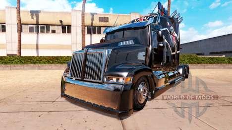 Wester Star 5700 [Optimus Prime] para American Truck Simulator