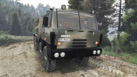 Tatra 815 VNM [16.12.15] para Spin Tires