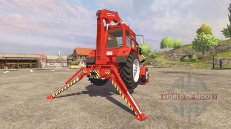 MTZ-572 para Farming Simulator 2013