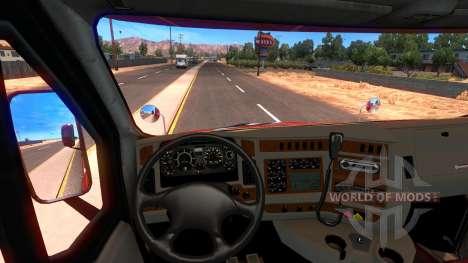 Kenworth T2000 para American Truck Simulator