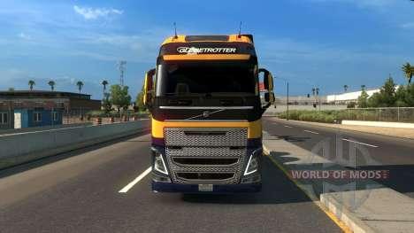 Volvo FH16 2012 para American Truck Simulator