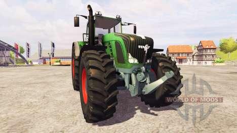 Fendt 936 Vario [pack] v5.3 para Farming Simulator 2013