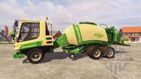 Krone Big Pack 1290 [bosimobil] para Farming Simulator 2013