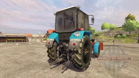 MTZ-82.1 Bielorruso v1.0 para Farming Simulator 2013