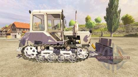 MTZ-82 [crawler] v2.0 para Farming Simulator 2013