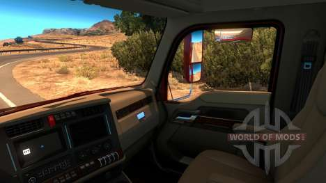 International Lonestar v2.0 para American Truck Simulator