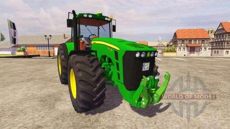John Deere 8530 v1.0 para Farming Simulator 2013