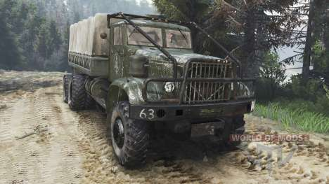 Yaz-214 [25.12.15] para Spin Tires