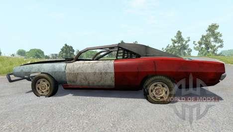 Dodge Charger RT 1970 para BeamNG Drive