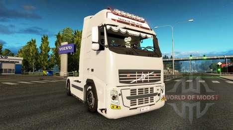 Volvo FH16 460 para Euro Truck Simulator 2
