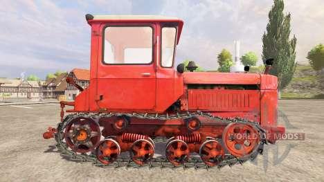 DT-75 v2.0 para Farming Simulator 2013