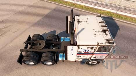 Freightliner FLB CTL Transport para American Truck Simulator