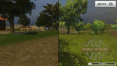 Texturas en HD para Farming Simulator 2013