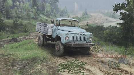 GAZ-52 4x4 [08.11.15] para Spin Tires
