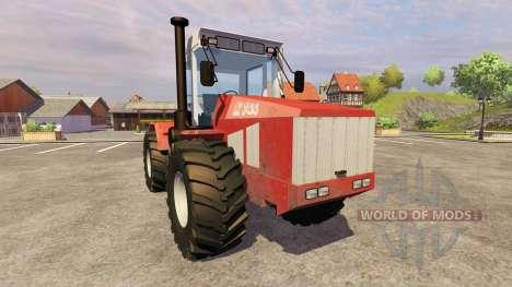 K-Kirovets 744 para Farming Simulator 2013