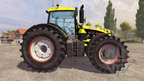 Fendt 939 Vario [yellow bull] v2.0 para Farming Simulator 2013