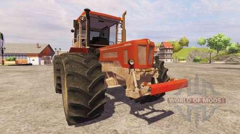 Schluter Super-Trac 1900 TVL v2.0 para Farming Simulator 2013
