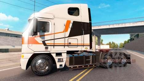 Freightliner Argosy v3.0 para American Truck Simulator