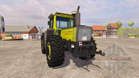 Mercedes-Benz Trac 1800 Intercooler para Farming Simulator 2013