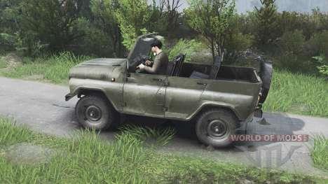 UAZ-3151 [08.11.15] para Spin Tires