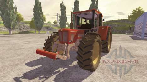 Schluter Super 2000LS v 2.0 para Farming Simulator 2013