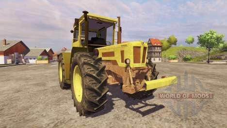 Schluter Super-Trac 1900 TVL para Farming Simulator 2013