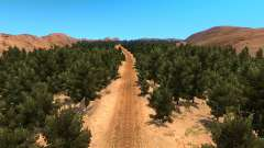 Mapa off-road