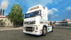 Baviera Express de la piel para camiones Volvo