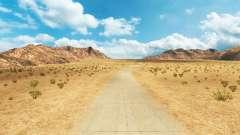 Las Carreteras En El Norte De Nevada