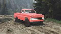 Chevrolet C30 1966 [orange] v1.1 [16.12.15]