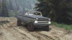 Chevrolet C30 1966 [dark gray] v1.1 [16.12.15]