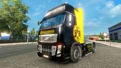 BvB piel para camiones Volvo