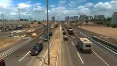 Aumento de la densidad de tráfico