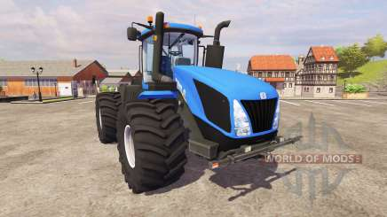 New Holland T9.615 v2.0 para Farming Simulator 2013