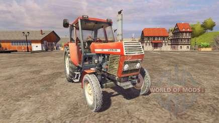 URSUS C-385 v1.4 para Farming Simulator 2013