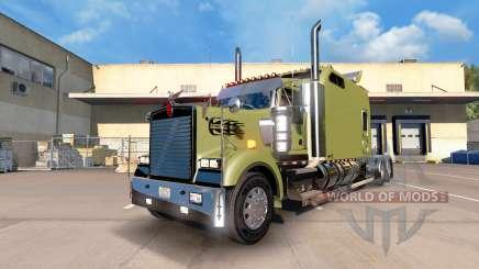 Kenworth W900B Long ARI Legacy Sleepers para American Truck Simulator