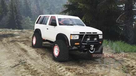 Nissan Pathfinder [25.12.15] para Spin Tires