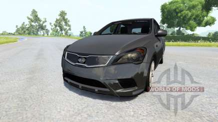 Kia Ceed 2011 para BeamNG Drive