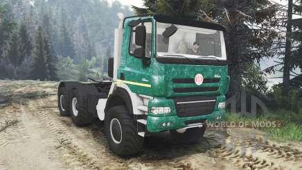 Tatra Phoenix T 158 [25.12.15] para Spin Tires