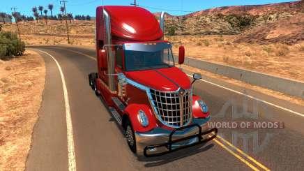 International Lonestar v2.0 para American Truck Simulator