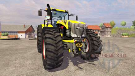 Fendt 939 Vario [yellow bull] v2.0 para Farming Simulator 2013