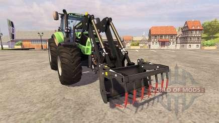 Deutz-Fahr Agrotron 7250 TTV FL para Farming Simulator 2013
