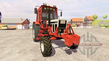MTZ-82 [Suite] para Farming Simulator 2013