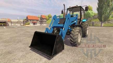 MTZ-1221 Belarús [loader] para Farming Simulator 2013